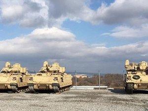 ABD'li Komutan: Menbiç'teki Kuvvetlerimizi Arttırdık