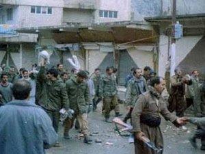 5 Mart 1991 Güney Kürdistan Halk Ayaklanması