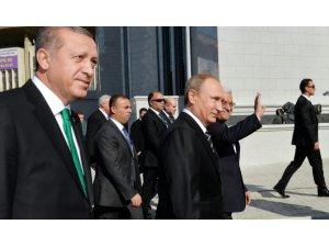 Erdoğan ve Netanyahu aynı tarihte Moskova'da