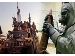 IŞİD'den kimyasal saldırı