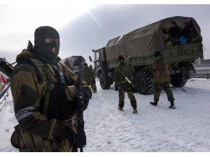Donbass'ta milislerle Ukrayna ordusu arasında ateşkes sağlandı