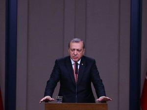 Erdoğan'dan Nazizm Vurgusu