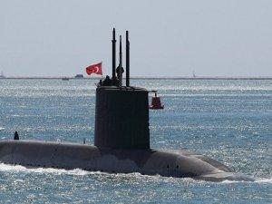 Denizaltıya sabotaj girişimi