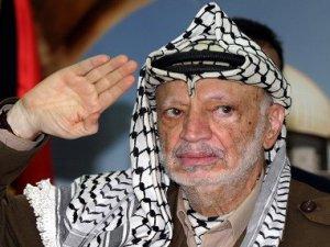 Yaser Arafat İsmi Yasak
