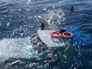 Göçmen teknesi battı: 25 ölü