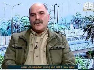 YBŞ komutanı: Iraklı kimliğimizi koruyacağız