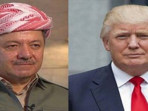 ABD Başkanı Trump'tan Barzani'ye mektup
