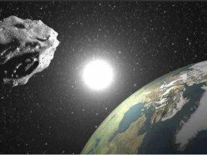Dünya'ya düşen göktaşında üç yeni mineral keşfedildi