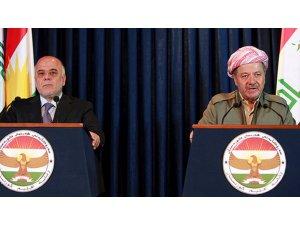 Barzani ve Abadi, DAİŞ ve sonrasını görüştü