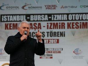 Yıldırım: Kılıçdaroğlu'na teşekkür etmemiz lâzım