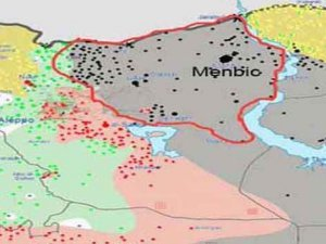 Suriyeli Vekil: Kürtler yakında Menbiç'i Suriye Ordusu'na devredecek