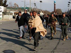 Kâbil'de askeri hastaneye saldırı:30 ölü