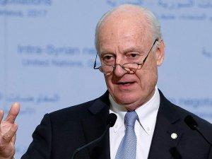 Suriye Barış Görüşmelerinin 5.Tur Tarihi Belli Oldu