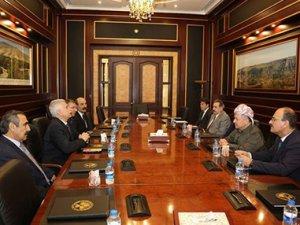 Barzani: Türkiye'de Kürt siyaseti barış ve diyalogla olmalı
