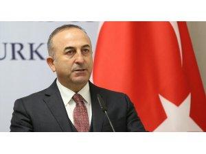 Çavuşoğlu: YPG ile Menbiç'te karşılaşırsak...