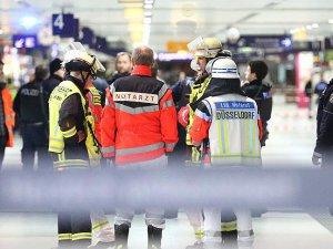 Almanya'da baltalı saldırı: 7 yaralı
