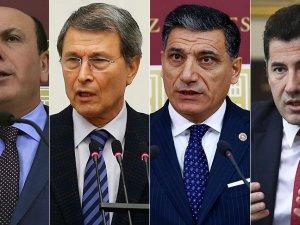 MHP'de 4 isim ihraç edildi