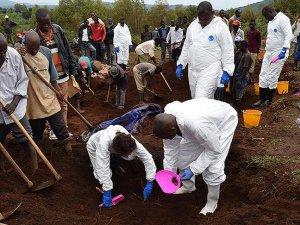 Burundi'deki toplu mezar sayısı artıyor