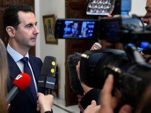 Esad: Menbiç'te ABD Askerine Rızamız Yok