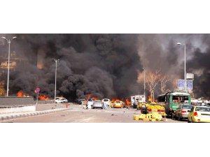 Şam'da iki büyük patlama: 41 ölü