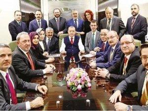 Erdoğan: Putin Suriye'de ayrı bir devlet olmasını istemiyor