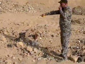 Musul Yakınında Toplu Mezar