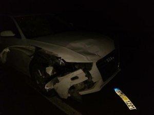 AK Partili vekilin otomobili motosikletle çarpıştı: 1 ölü