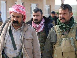 Kürdistan Ezidi savaşçılar Peşmerge Bakanlığı'na katıldı