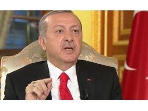 Erdoğan'dan Merkel'e: Sana yazıklar olsun