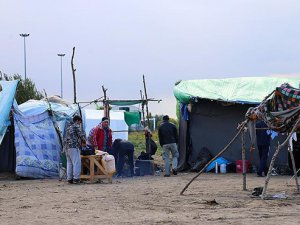 Macaristan'da sığınmacılar açlık grevine başladı
