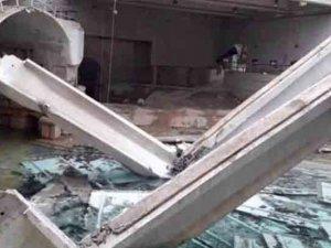 BM: Suriye rejimi Şam'ın su kaynaklarını kasten bombaladı