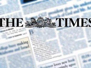 The Times'tan Avrupa'ya Türkiye'ye karşı 'tutarlı ol' çağrısı