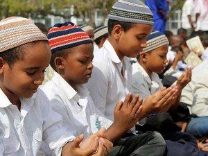 Somali'de yağmur duası