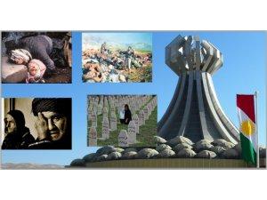 Güney Kürdistan'da Halepçe katliamı anılıyor.