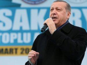 Erdoğan'dan Rutte'ye: Seçimi Kazandın Ama