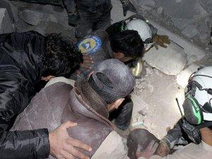 Halep'te Cami Katliamı 58 Ölü