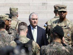 ABD:Kuzey Kore'ye Askeri müdahalede bulunabiliriz