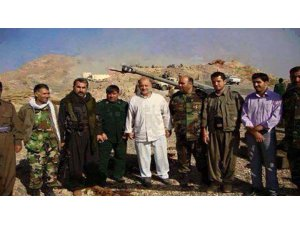 Rimelan'da PKK, İran, Suriye görüşmesi