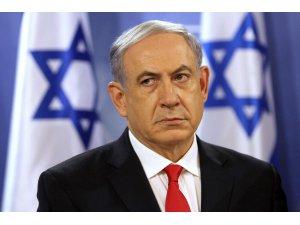 Netanyahu: Suriye'de Hizbullah'ın gelişmiş silahlarını hedef aldık