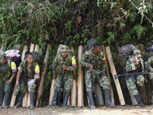 FARC silahlara veda ediyor