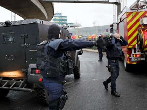 Paris'te saldırılar