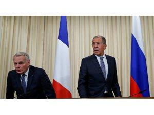Rusya ve Fransa Cenevre konusunda anlaştı