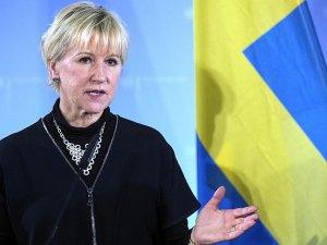 İsveç: Rusya'nın Ukrayna'nın toprak bütünlüğünü ihlal etmesini kınıyoruz