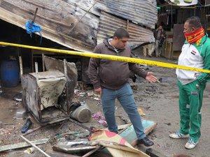 Bağdat'ta bombalı saldırı: En az 23 ölü