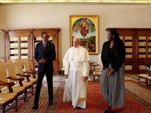 Papa'dan 'Ruanda Katliamı' Özrü