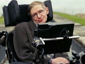 Hawking Uzaya Gidiyor