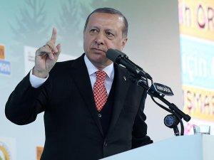 Erdoğan: Sistemi ülkenin önünü açmak için getiriyoruz
