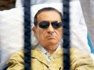 Diktatör Mübarek Evine Döndü