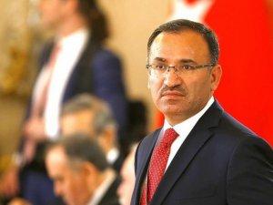 Adalet Bakanı Bozdağ:Gülen tutuklansın