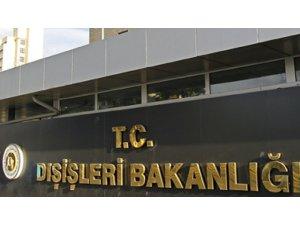 Türkiye, Almanya Maslahatgüzarını Dışişleri'ne çağırdı